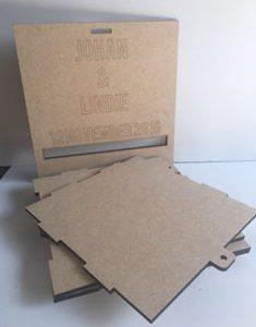 DIY envelope box