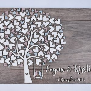 Laminated Guestbook