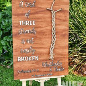 3 Cords Board